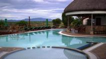 Mweya Safari Lodge - Queen Elizabeth Park accommodations Uganda
